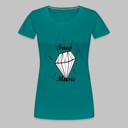 T-shirt Trap Music Genus - Maglietta Premium da donna
