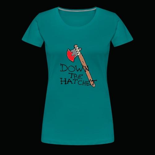 DTH Logo - Women's Premium T-Shirt