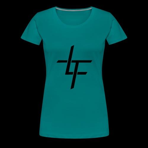 TL noir classique - T-shirt Premium Femme