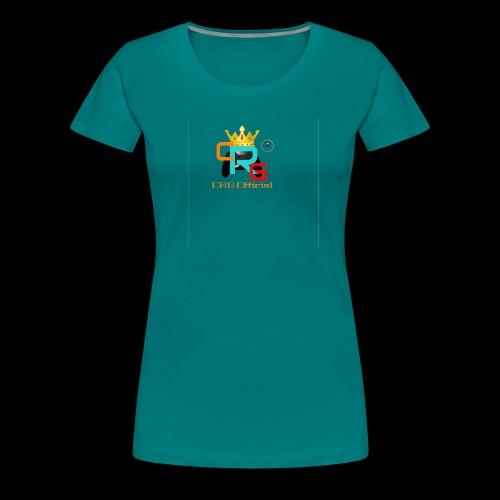 CRG Team Top - Women's Premium T-Shirt