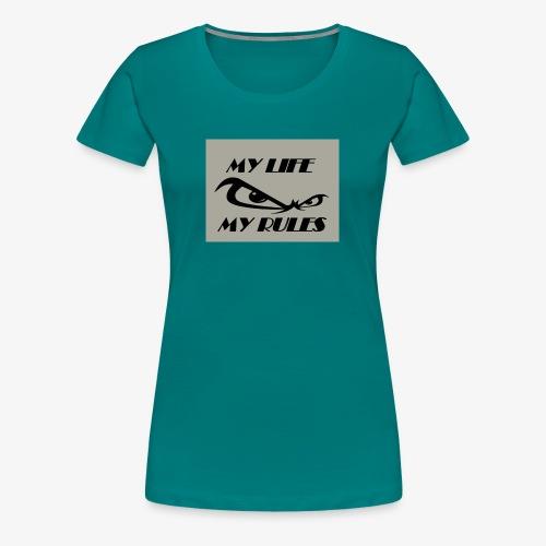 Regel - Frauen Premium T-Shirt
