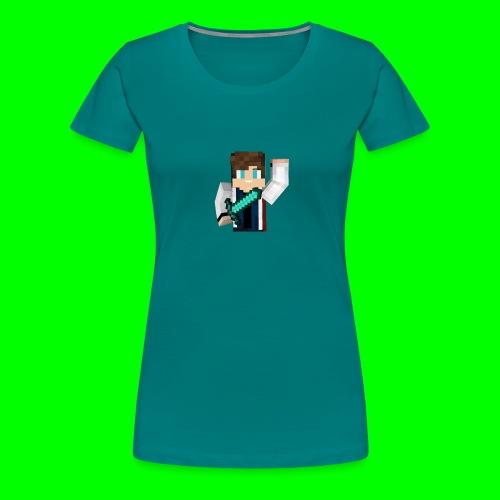 Sac Rétro avec Logo - T-shirt Premium Femme