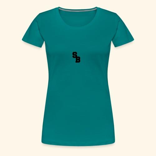 steelbeast logo - Premium T-skjorte for kvinner