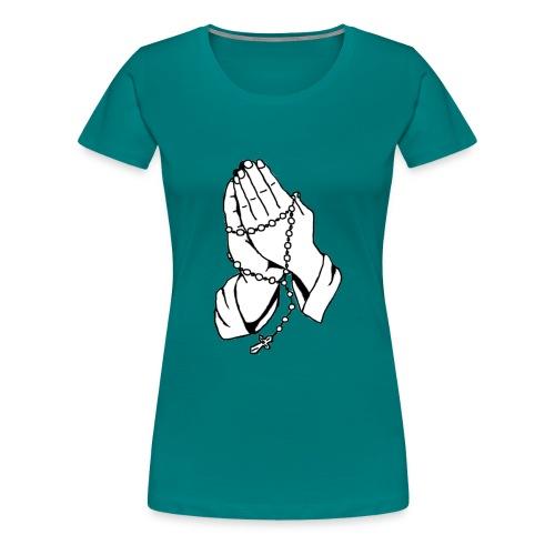 Godstylee Logo Only - Vrouwen Premium T-shirt