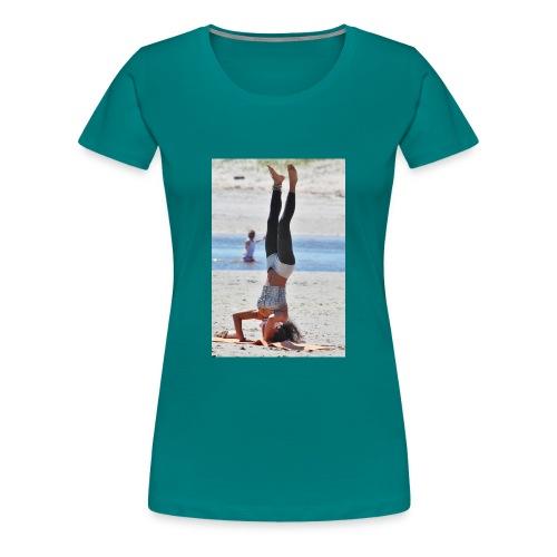 Uwes Network-Shop-T-Shirt - Frauen Premium T-Shirt