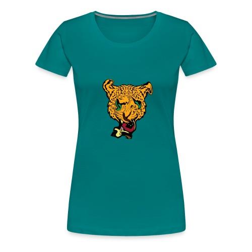 UbberxSpherre Dead Meme Logo - Women's Premium T-Shirt