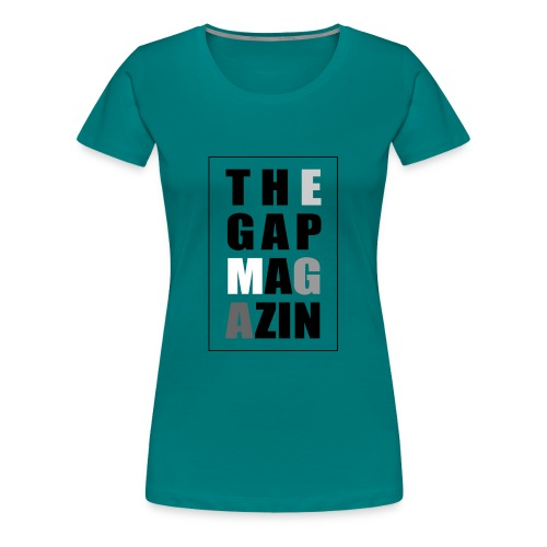 Mega - Frauen Premium T-Shirt