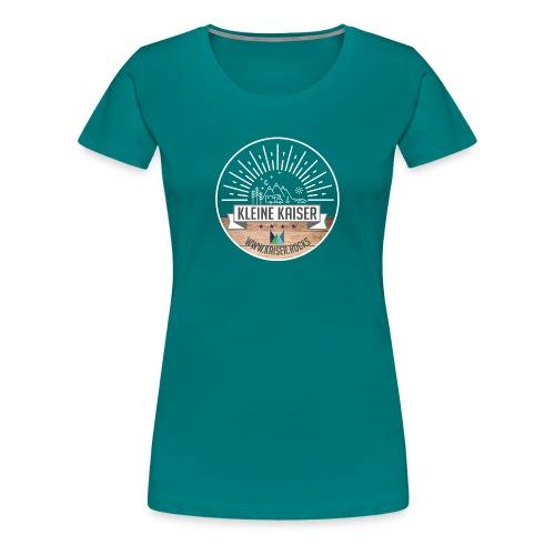 KleineKaiser Badge - Frauen Premium T-Shirt