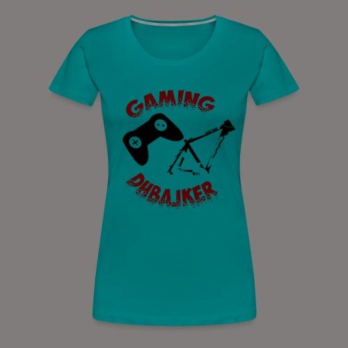 logo y - Frauen Premium T-Shirt