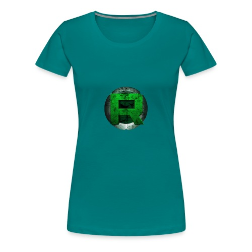 Rex Logo - Vrouwen Premium T-shirt