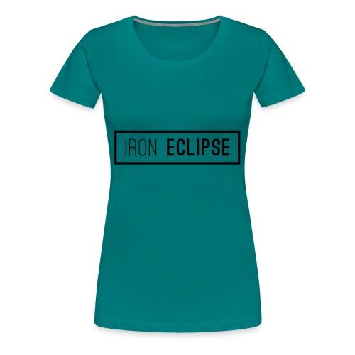 Iron Eclipse - Women's Premium T-Shirt