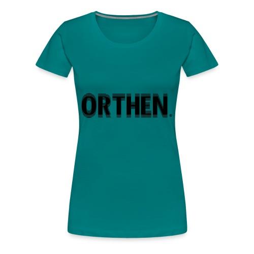 Orthen Nervous - Vrouwen Premium T-shirt