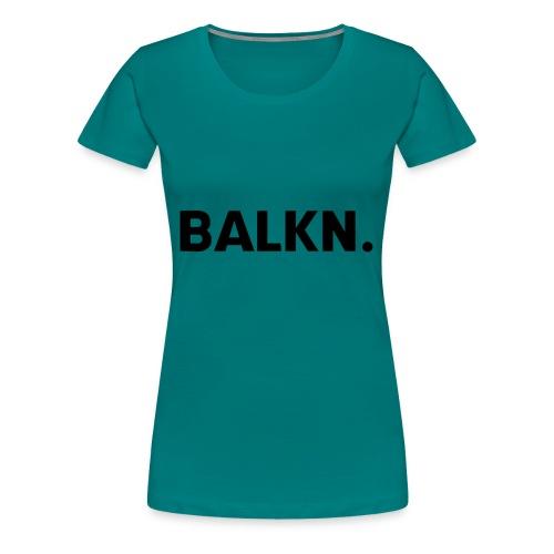 BLKN- - Vrouwen Premium T-shirt