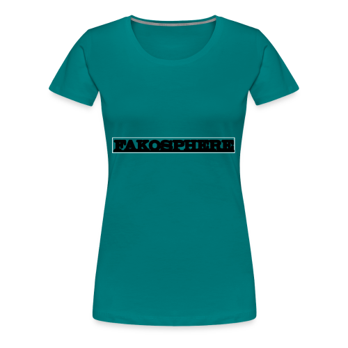FAKOSPHERE n°2 - Vrouwen Premium T-shirt