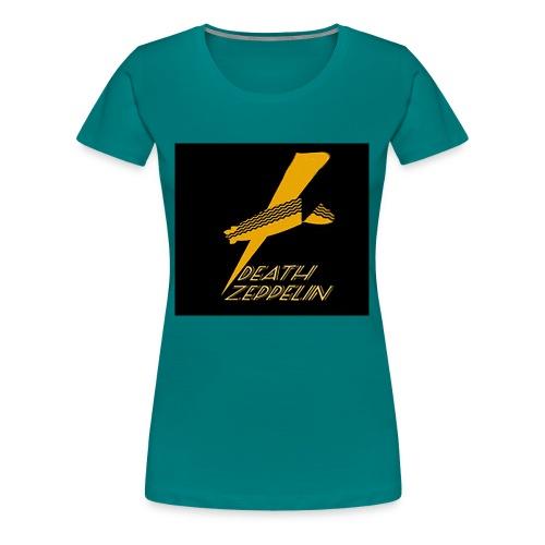 death_zepp - Frauen Premium T-Shirt