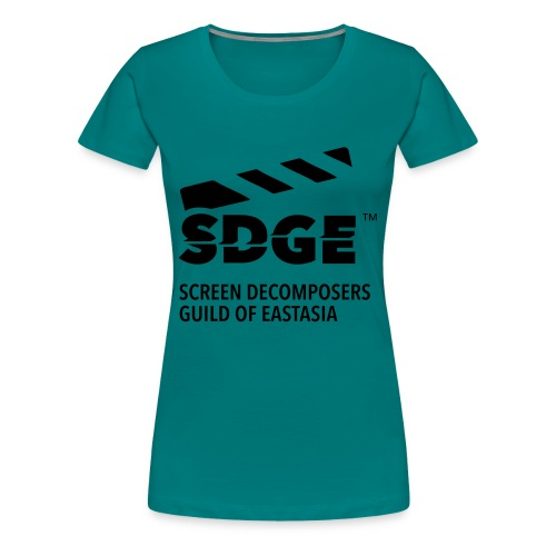 Screen Decomposers Guild of Eastasia - T-shirt Premium Femme