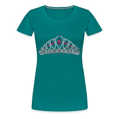 crown shirt - Vrouwen Premium T-shirt