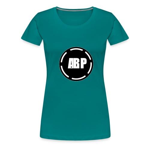 | - Premium T-skjorte for kvinner