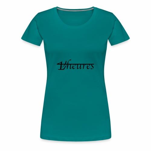 14heures - T-shirt Premium Femme