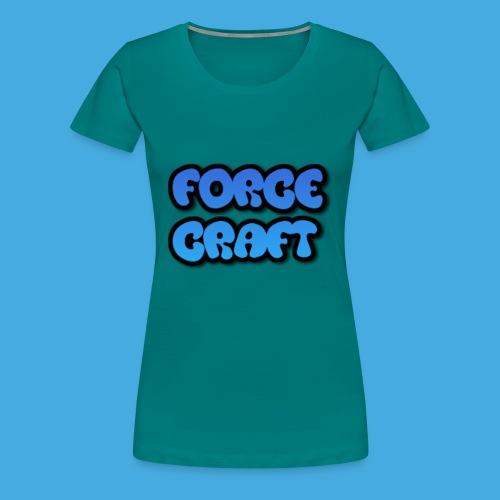 ForceCap - Premium-T-shirt dam