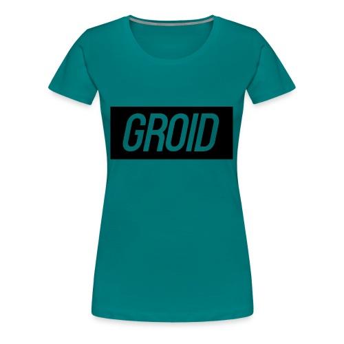 Groid HD T-Shirt - Women's Premium T-Shirt