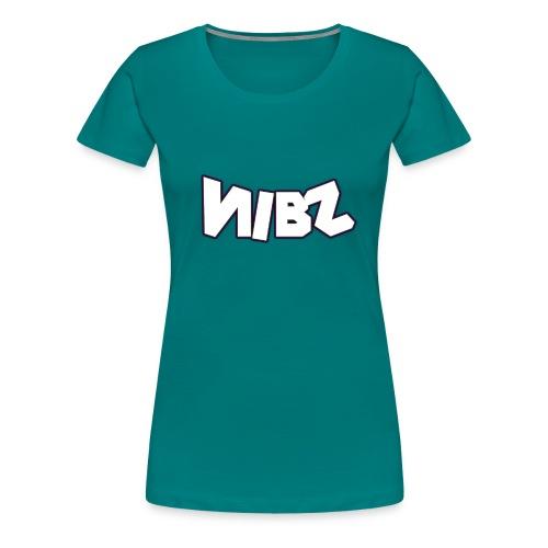 Womens VIIBZ SHIRT - Women's Premium T-Shirt