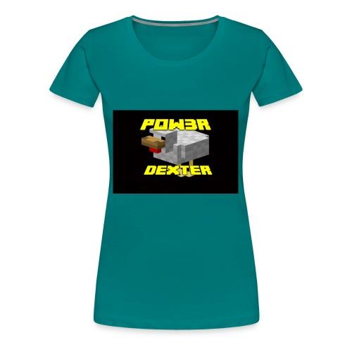 Pow3r canale-gaiz-maglia- speciale edizione - Maglietta Premium da donna