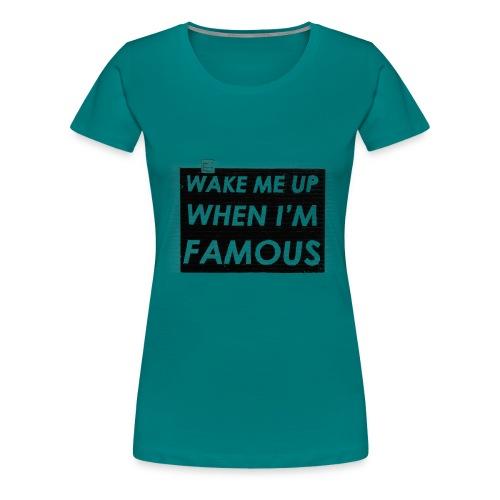 WMUWIF Female - Vrouwen Premium T-shirt