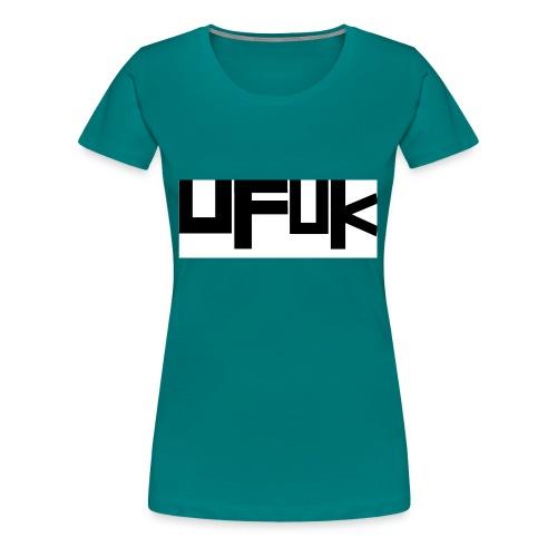 u-300-1- - Frauen Premium T-Shirt