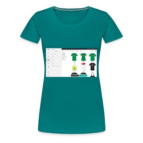 Advanced_settings - Frauen Premium T-Shirt