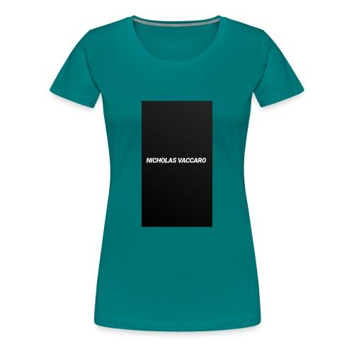 NICHOLAS VACCARO - Maglietta Premium da donna