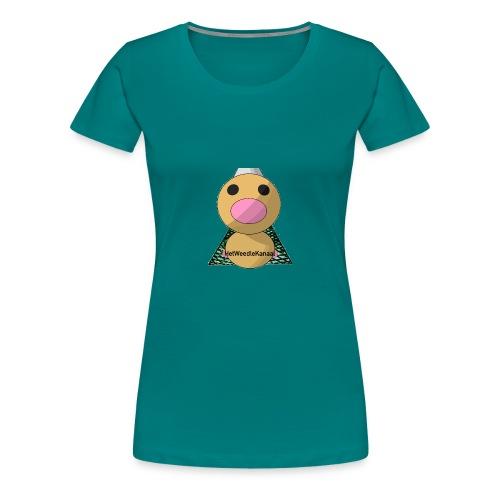 HetWeedleKanaal shirt MAAT S/M/L/XL/XXL - Vrouwen Premium T-shirt