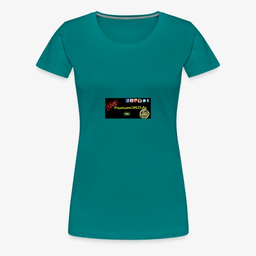 PREMIUMCHRIS - Frauen Premium T-Shirt