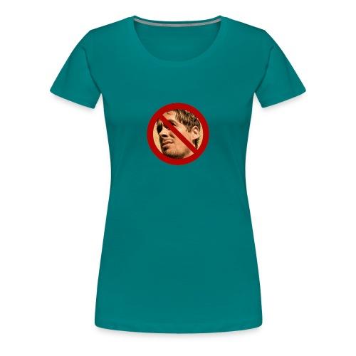 nojens - Premium-T-shirt dam