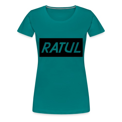Ratul - Vrouwen Premium T-shirt