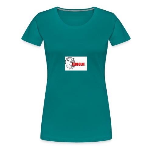 lol - Maglietta Premium da donna