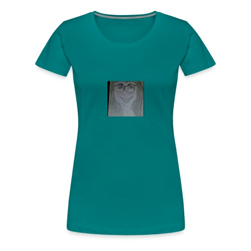 Loletta Five Channel - Maglietta Premium da donna