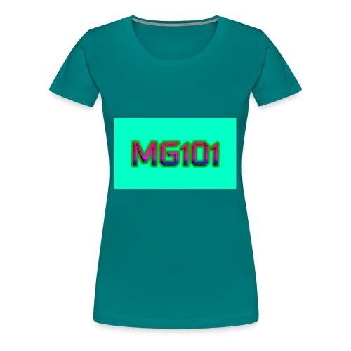 MG101 Designs - Women's Premium T-Shirt