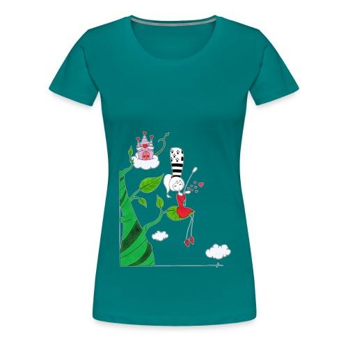 BREIZH MAMAN - T-shirt Premium Femme