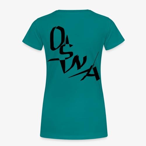 OSNA COMPANY - Koszulka damska Premium