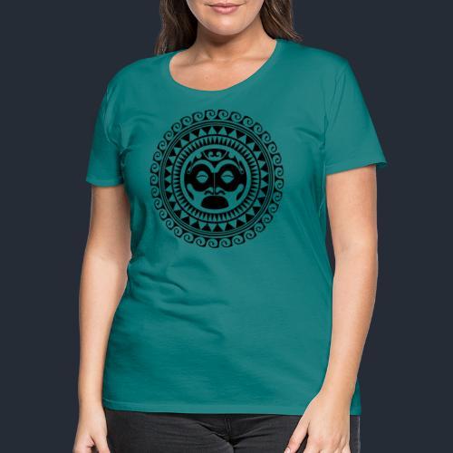 Maori Tattoo T-Shirt - Frauen Premium T-Shirt