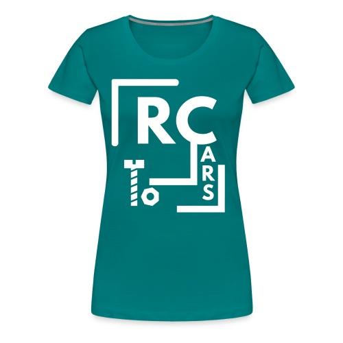 RC CARS DESIGN - Frauen Premium T-Shirt