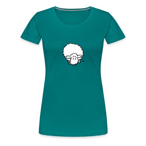 Schafe - Frauen Premium T-Shirt