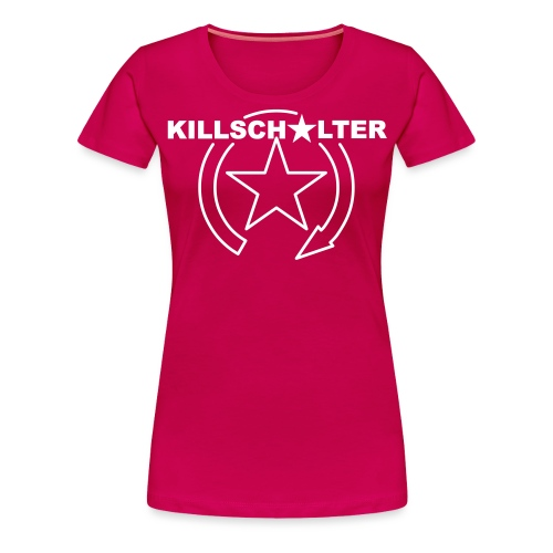 KILL SWITCH Logo 0KS02 W - Women's Premium T-Shirt