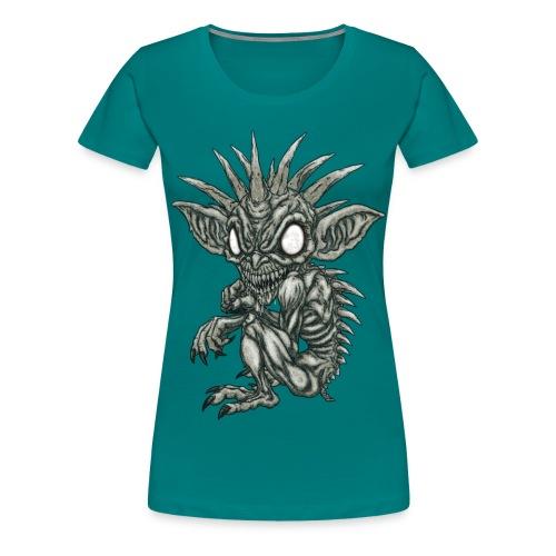 INGUMA - Camiseta premium mujer