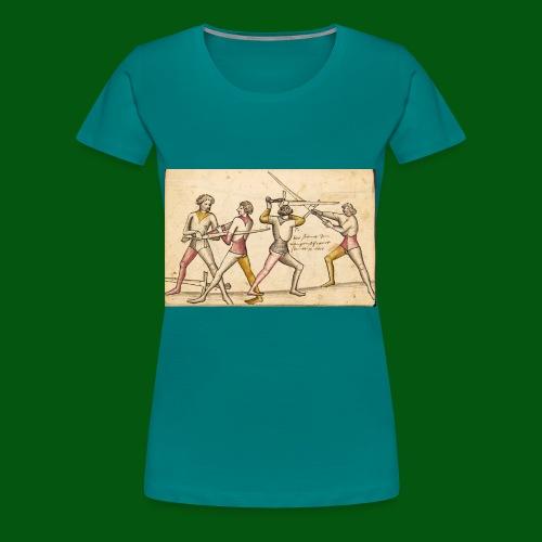 Wallerstein 1410 - Frauen Premium T-Shirt