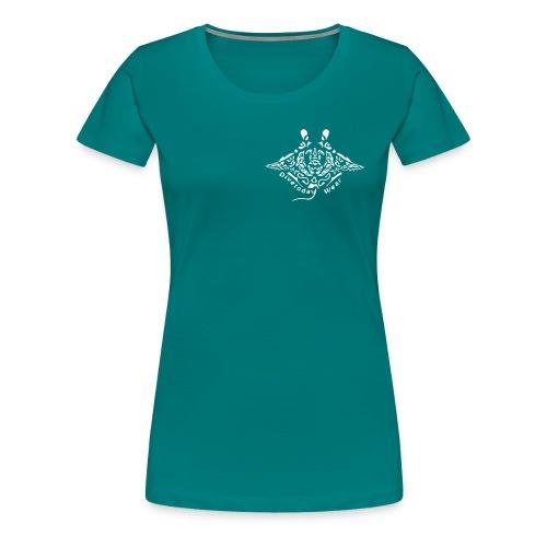 Ray Divetoday.ch - T-shirt Premium Femme