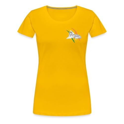 Celtictiger - Women's Premium T-Shirt