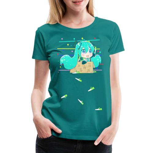 MIKUBOX - Camiseta premium mujer