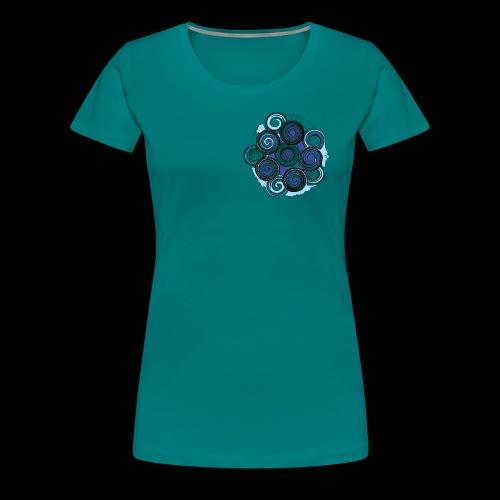 SPIRALE - Frauen Premium T-Shirt
